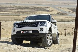 Land Rover Experience Tour In Bahrain Packages